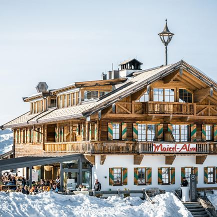 Maierl Alm